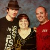 Bob Somerhalder honored with Hero Goody necklace by ISF Fan