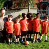 Tom Hatton receives Hero Goody Award for Coaching Little Kickers