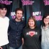 Radio Host TJ Taormina receives Hero Goody Award from loyal listener