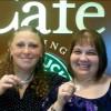 Compassionate Teacher Kat Abramowitz receives Hero Goody Award Tag