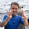 Fabien Cousteau receives Hero Goody Award Tag for Mission 31