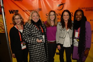 Women In Film's Sundance Filmmakers Panel Presented By Skywalker Sound - 2013 Park City