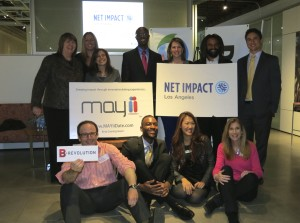 Net Impact LA Launch
