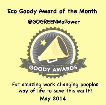 New Badges posted on Instagram for Goody Awards of the Month Winners