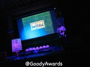 Love Futbol Goody Awards