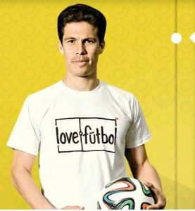 Anderson Hernanes receives Golden Goody Award