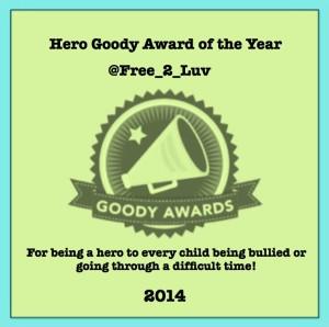 Congratulations Free2Luv!
