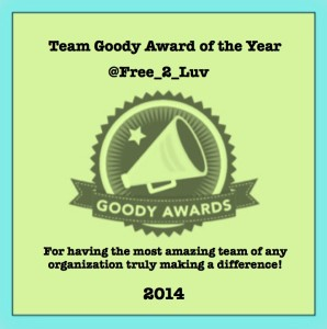 GoodyAwards_TeamGoody14_Free2Luv