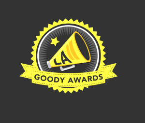 Help us share the GOOD News with this New Goody Awards LA logo
